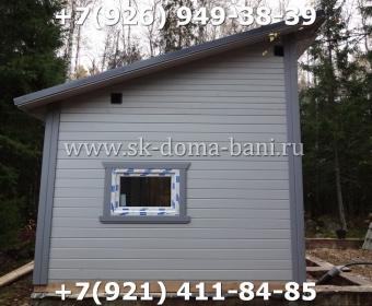 Баня-сухой брус-под ключ-с печкой-цена-фото 114