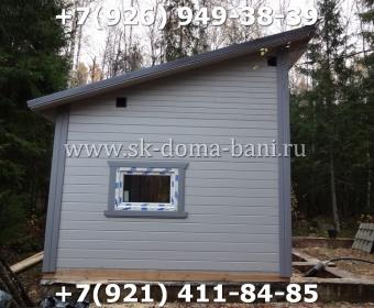 Баня-сухой брус-под ключ-с печкой-цена-фото 115