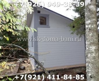 Баня-сухой брус-под ключ-с печкой-цена-фото 126