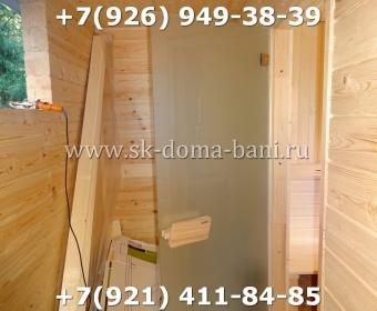 Баня-сухой брус-под ключ-с печкой-цена-фото 76