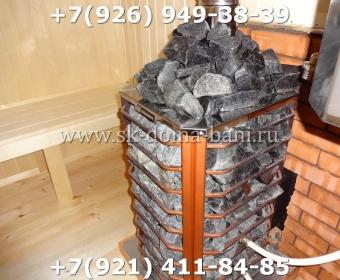 Баня-сухой брус-под ключ-с печкой-цена-фото 92